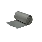 RB-5055/BL Ρολό 100 τεμ. σακούλες μαύρες γραφείου - τουαλέτας MINI,: 50x55cm