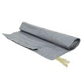 RBH-5275 Ρολό 10 τεμ. σακούλες σκουπιδιών, απορριμμάτων 52x75cm με κορδόνι