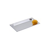 3161450 Δοχείο γαστρονομίας 18/10 - Gastronorm GN1/3 32.5x17.6x20cm. 7.8lt