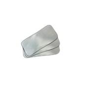 LID-220 Πακέτο 100 καπάκια μεταλιζέ για ταψάκι αλουμινίου R2-20L - R-43L