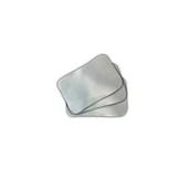 LID-128 Πακέτο 100 καπάκια μεταλιζέ για ταψάκι αλουμινίου  R1-28L / R-28