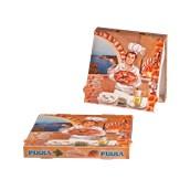 30x30x4 /ISC Κουτί Πίτσας Μικροβέλε ISCHIA, 30x30x4cm, Ιταλίας
