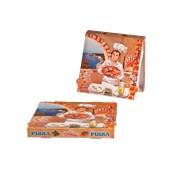 26x26x4 /ISC Κουτί Πίτσας Μικροβέλε ISCHIA, 26x26x4cm, Ιταλίας