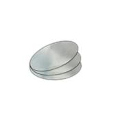 LID-533 Πακέτο 100 καπάκια μεταλιζέ για ταψάκι αλουμινίου C-804L - C5-33