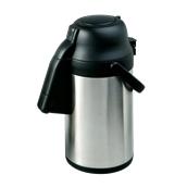 KAP-30D Κανάτα θερμός με τρόμπα 3 λίτρων air pot, inox