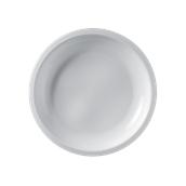 2750-11 Πιάτο πλαστικό στρογγυλό PP 22cm λευκό.