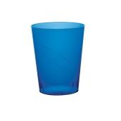2782-24 Πλαστικό ποτήρι PS μίας χρήσης 32cl μπλε