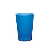 2770-24 Πλαστικό ποτήρι PS μίας χρήσης 23cl μπλε