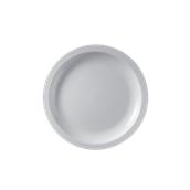 2752-11 Πιάτο πλαστικό γλυκού στρογγυλό PP 18cm λευκό.