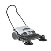 SM-800 Σάρωθρο Μηχανικό για υπαίθριους χώρους και δρόμους NILFISK