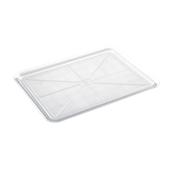 8001-21 Πλαστικός δίσκος Self-Service PS 36x48cm Διαφανές