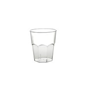 2767-21 Πλαστικό ποτήρι σφηνάκι PS μίας χρήσης 5cl διαφανές