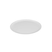 K-2004/WHITE Δίσκοs Μελαμίνηs Φ45.5 X 3 cm Λευκόs, Alkan