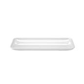 K-2028/WHITE Δίσκοs Μελαμίνηs 51 X 21 X 4 cm Λευκόs, Alkan
