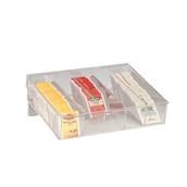 ZCP-040 Κουτιί τσαγιού Ακρυλικό 5 χωρισμάτων, Alkan