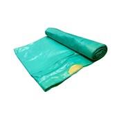 RBH-5275/SNAPY Ρολό 10 τεμ. σακούλες σκουπιδιών χαρτοπλάστ 52x75cm με κορδόνι