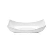 K-2023/WHITE Δίσκοs Μελαμίνηs 47.5 X 26 X 8 cm Λευκόs, Alkan