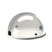 V7712520TP Bιτρίνα Παρουσίασης ABS με καπάκι Roll - Top, φ46cm, abert Ιταλίας
