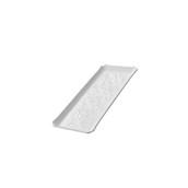 TFN2-1525WH Ακρυλικόs Δίσκοs Παρουσίασηs 15x25cm, λευκός, GARIBALDI
