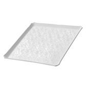TFN2-3333WH Ακρυλικόs Δίσκοs Παρουσίασηs 33x33cm, λευκός, GARIBALDI