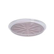 KLR04-32/R-432 Ακρυλικόs Δίσκοs Στρογγυλόs Ρηχόs 2.5cm - Φ 33 Cm, GARIBALDI