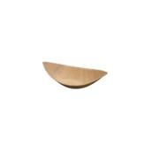 10758 Μπωλ Καράβι 11,5x6.2cm, Από Φοινικόφυλλα, Βιοδιασπώμενο, Ιταλίας