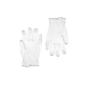 GVI-PD/S Σετ 100τεμ γάντια Βινυλίου χωρίς Λάτεξ, με πούδρα - SMALL