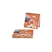 20x20x4 /ISC Κουτί Πίτσας Μικροβέλε ISCHIA, 20x20x4cm, Ιταλίας