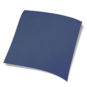 P.240011 Τραπεζομάντηλο πολυτελείας AIRLAID, 1 x 1m, Μπλε, Ιταλίας
