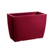 CA301-CM0080-146 Ζαρντινιέρα πλαστική 80x42.5x60cm κόκκινη  Rotational Ιταλίας