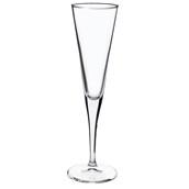 YPSILON FLUTE Γύαλινο Ποτήρι Σαμπάνιας-Flute 16cl, Φ7 x 23,5cm, Σειρά YPSILON, BORMIOLI ROCCO, Iταλίας