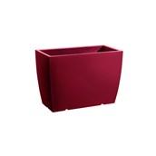 CA301-CM0060-146 Ζαρντινιέρα πλαστική 60x28x40cm κόκκινη Rotational Ιταλίας