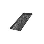 TFN2-1830BL Ακρυλικόs Δίσκοs Παρουσίασηs 18x30cm, μαύρος GARIBALDI