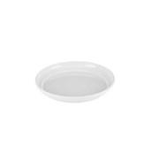 K-5347/WHITE Πιατέλα Μελαμίνηs Φ39 X 5 cm Λευκή, Alkan