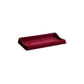 SC301-CM0060-146 Πιατάκι / βάση ζαρντινιέρας πλαστική 60x28x7.3cm κόκκινη Rotational Ιταλίας