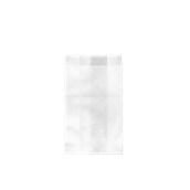 30.00.00-10x18/WH Σακούλα Βεζιτάλ Λευκή 10x18cm