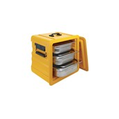 AVA-50 /Y Ισοθερμικό Κουτί GN1/2, 19.5 λίτρων, 15-20 μερίδων, κίτρινο