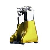 AK/7-AUT MET /ΥΕ Λεμονοστίφτης Αυτόματος Μεταλ. Κίτρινο, Johny, Ελληνικής Κατασκευής
