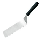 SPHA25 Σπάτουλα Hamburger Ανοξείδωτη 7.5χ25cm  1.0mm, Salvinelli Ιταλίας