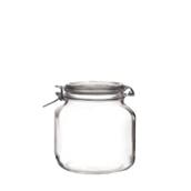 COK-VS-0.75 Δοχείο Γυάλινο με καπάκι χωρητικότητας 0,75 lt, CoK
