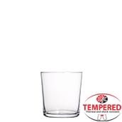 TABERNA-37 Γυάλινο Ποτήρι Κοντό Νερού 37cl, φ8,6 x 9,05 cm, Tempered