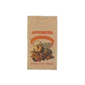 70.02.01-15x28/BK Σακούλα Kraft Σχέδιο Bakery 15x28cm