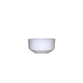 RD.B01/WH Μπωλ Πορσελάνης Πυρίμαχο Φ6,2x3 cm, 6cl, Για Συνοδευτικά (DIP), Λευκό