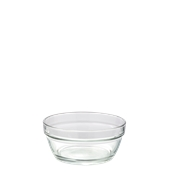 MST264 Γυάλινο Μπωλ Δημητριακών, Γιαουρτιού, Τσίπς Φ12,5, ARTCRAFT-LAV