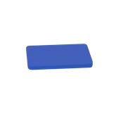 000.0Π3/BL Μπλε Πλάκα Κοπής Πολυαιθυλενίου 33x18x2 cm