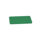 000.0Π1/GN Πράσινη Πλάκα Κοπής Πολυαιθυλενίου 33x18x1 cm