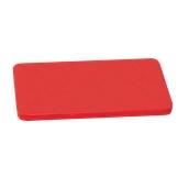 00Π.179/RD Κόκκινη Πλάκα Κοπής Πολυαιθυλενίου 60x30x1,5 cm
