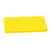 00Π.179/YE Κίτρινη Πλάκα Κοπής Πολυαιθυλενίου 60x30x1,5 cm