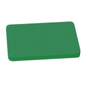 000.Π12/GN Πράσινη Πλάκα Κοπής Πολυαιθυλενίου 60x40x2 cm