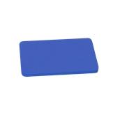 00Π.173/BL Μπλε Πλάκα Κοπής Πολυαιθυλενίου 40x30x1 cm
